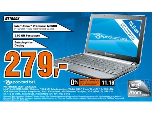 Packard Bell DOTS-C-261G32nkk (NU.BXQEG.003) ©Saturn