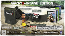 Actionspiel Far Cry 3: Collector's Edition © Ubisoft