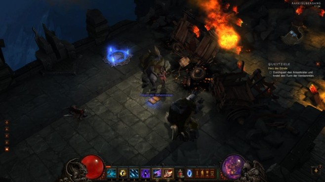 Diablo 3: Folianten © Blizzard