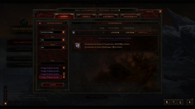 Diablo 3: Optimum © Blizzard