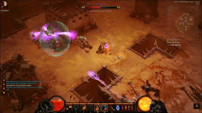 Diablo 3: Boss-Guide Akt 2 © Blizzard