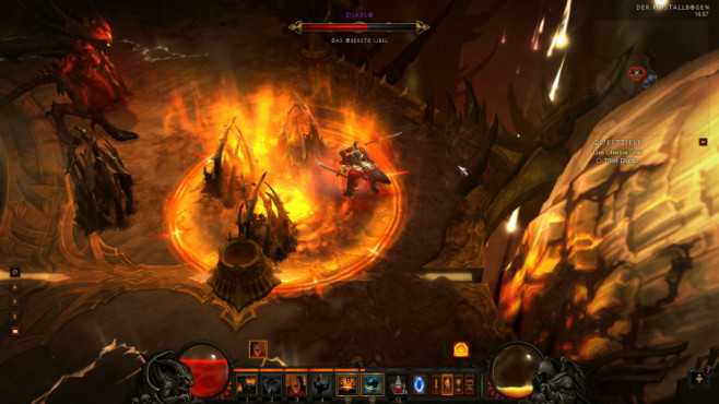 Diablo 3: Boss-Guide Akt 4 © Blizzard