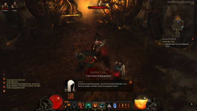 Diablo 3: Barbaren-Guide – Allgemeines, Attribute, Inferno © Blizzard
