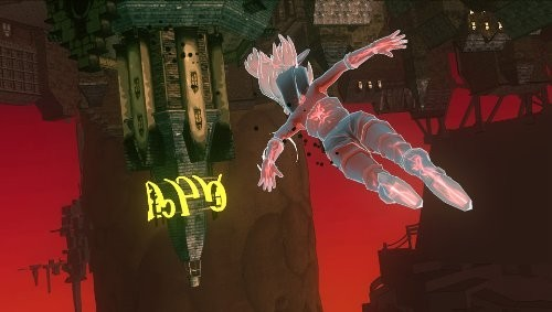 Actionspiel Gravity Rush: Flug © Sony