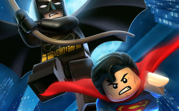 Actionspiel Lego Batman 2 – DC Super Heroes: Superman © Warner Bros.