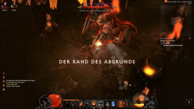 Diablo 3: Quest-Guide Akt 3 ©Activision-Blizzard