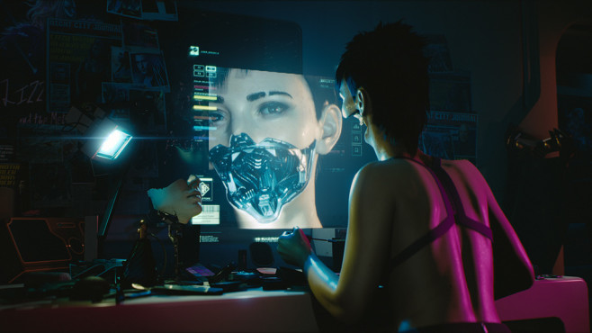 Cyberpunk 2077 © CD Projekt Red