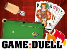 Gameduell: Online gegen andere spielen ©Gameduell