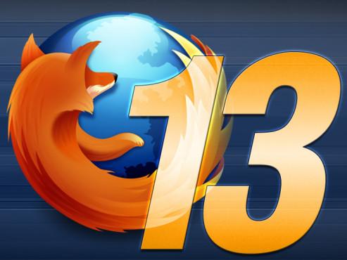 Firefox 13 ©COMPUTER BILD