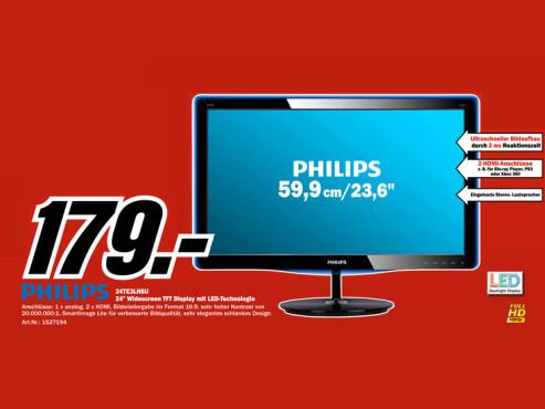 Philips 247E3LHSU ©Media Markt