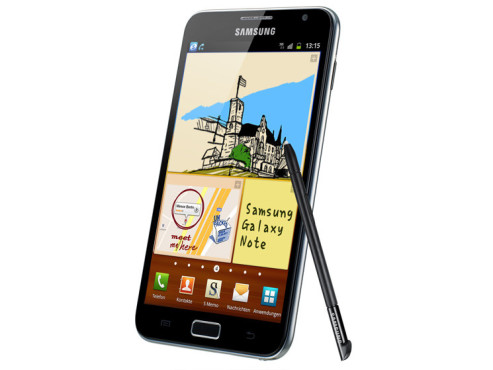 Galaxy Note (N7000) © Samsung