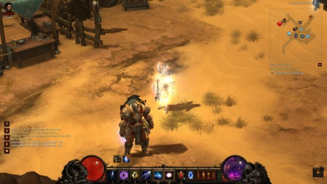 Diablo 3: Zauberer-Guide – Allgemeines, Attribute, Inferno © Blizzard
