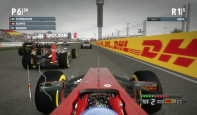 Rennspiel F1 2012: Start © Codemasters