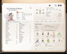 Simulation Fußball Manager 13: Eriksen © Electronic Arts