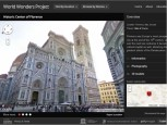 Google World Wonders Project Historisches Zentrum Florenz © COMPUTER BILD