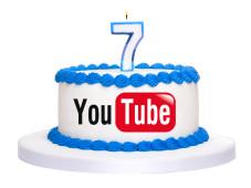Sieben Jahre YouTube ©Ruth Black - Fotolia.com