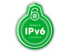 Logo World IPv6 Launch Day © Internet Society