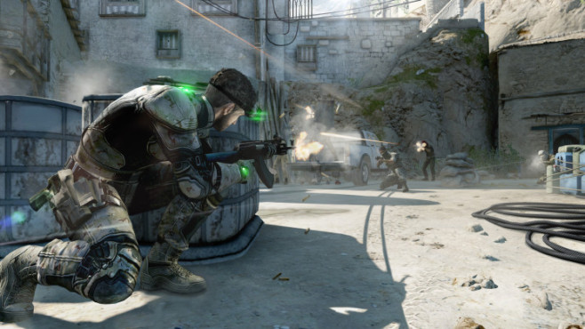 Actionspiel Splinter Cell – Blacklist: Deckung © Ubisoft