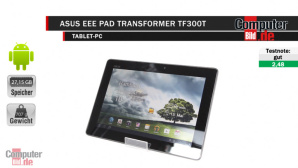 Asus Eee Pad Transformer TF300T ©COMPUTER BILD