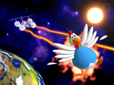 Chicken Invaders 2 © Intenium