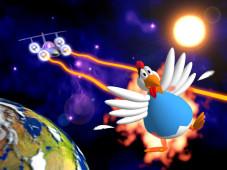 Chicken Invaders 2 ©Intenium