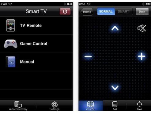 Screenshot Samsung Remote ©COMPUTER BILD