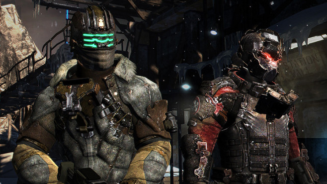 Actionspiel Dead Space 3: Coop © Electronic Arts