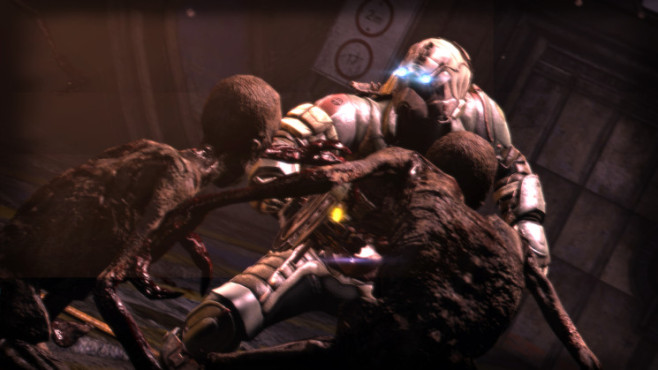 Actionspiel Dead Space 3: Horror © Electronic Arts