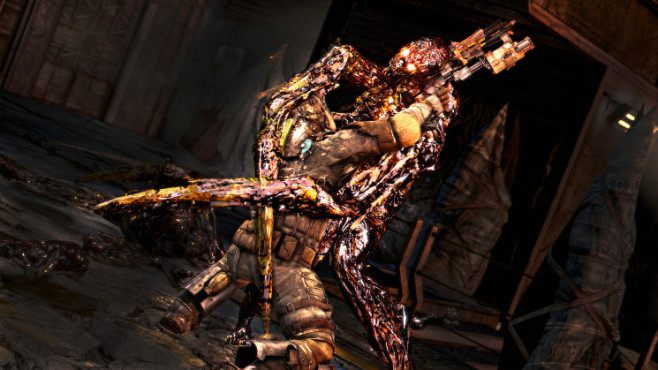 Actionspiel Dead Space 3: Monster © Electronic Arts