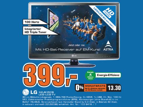 LG 32LS350S ©Saturn