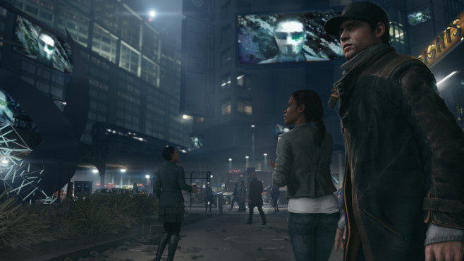 Actionspiel Watch Dogs: DedSec Übernahme © Ubisoft