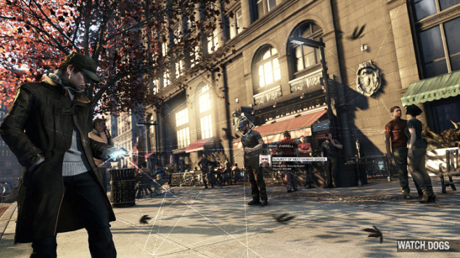 Actionspiel Watch Dogs: Umgebung © Ubisoft