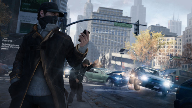 Bildergalerie: Watch Dogs © Ubisoft