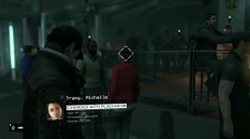 Actionspiel Watch Dogs: Personeninformationen © Ubisoft