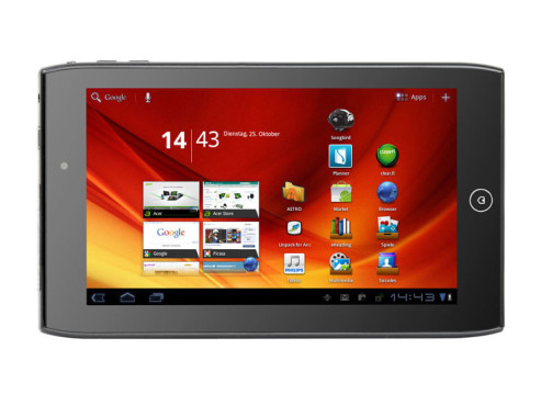 Acer Iconia Tab A100 © Acer