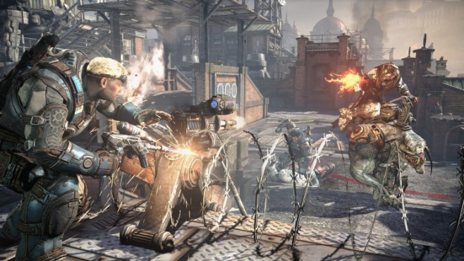 Actionspiel Gears of War – Judgment: Stacheldraht © Microsoft
