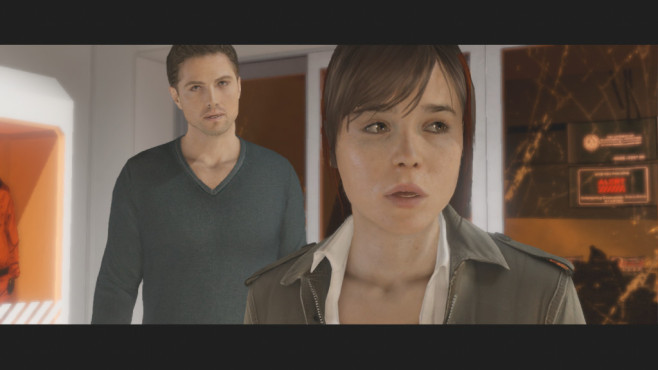 Beyond – Two Souls ©Sony