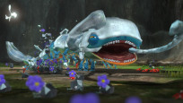 Strategiespiel Pikmin 3: Monster © Nintendo