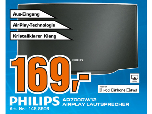 Philips AD7000W © Saturn