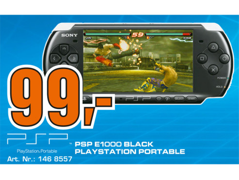 Sony PSP Street E1000 ©Saturn