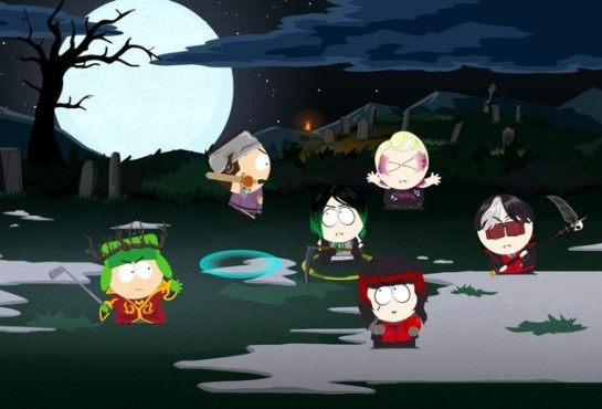 E3 2012 Top 15: South Park – The Stick of Truth © THQ