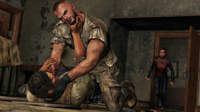 E3 2012 Top 15: The Last Of Us © Sony
