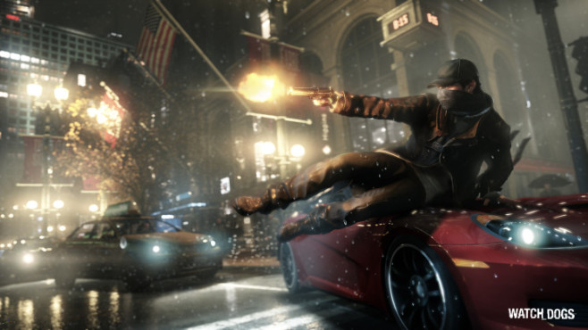 E3 2012 Top 15: Watch Dogs © Ubisoft