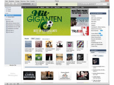 Screenshot iTunes 10&nbsp;&copy;&nbsp;COMPUTER BILD