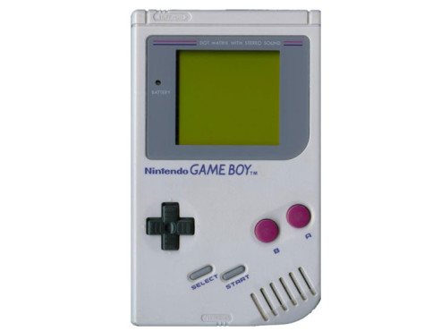 Game Boy © Boffy B