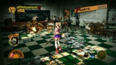 Actionspiel Lollipop Chainsaw: Klassenzimmer © Warner Bros. Interactive
