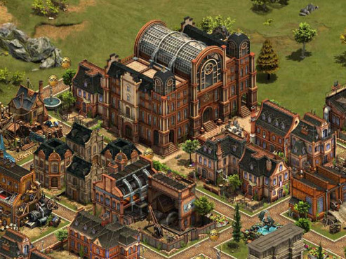 Forge of Empires: Industriezeitalter © InnoGames