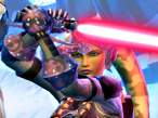 Online-Rollenspiel Star Wars – The Old Republic: Schwert © Electronic Arts