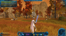 Online-Rollenspiel Star Wars – The Old Republic: Feld © Electronic Arts
