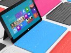 Microsoft Surface: Tablet mit Windows RT und raffinierter Ansteck-Tastatur